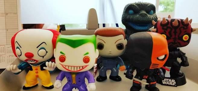 Muñecos Funko POP!
