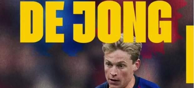Frenkie de Jong ficha por el Barça.