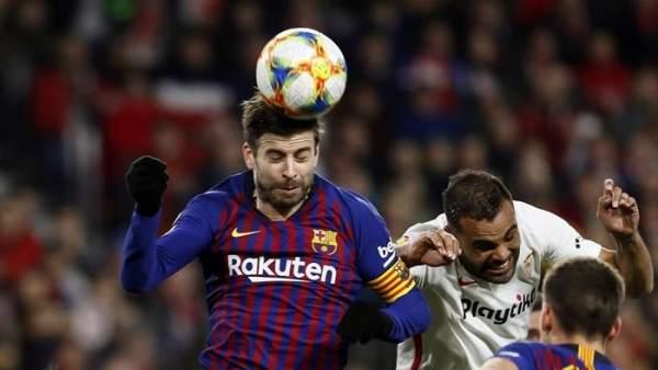 """Piqué no le da importancia a la Copa: """"Si remontamos bien, y si no otro año será"""""""