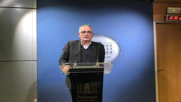 El presidente de El PI, Jaume Font,