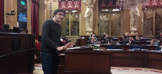 Diputado de MÉS per Mallorca, Toni Reus