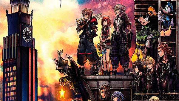 'Kingdom Hearts III'