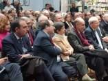 """Acto de presentación del libro """"Catalanisme, 80 mirades i +"""" con Ramon Espadaler, Miquel Iceta, Teresa Cunillera, Miquel Roca y José Montilla."""