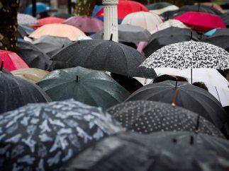Lluvias y fuertes tormentas en gran parte de la Península