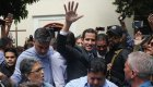 Juan Guaidó genera expectación con su discurso en Caracas