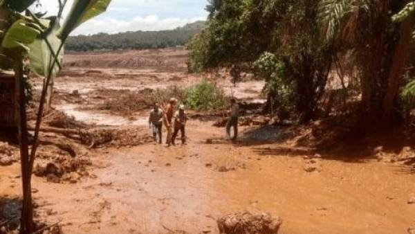 Rotura de la presa de Brumadinho
