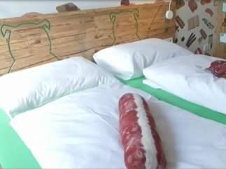 Hotel salchichas