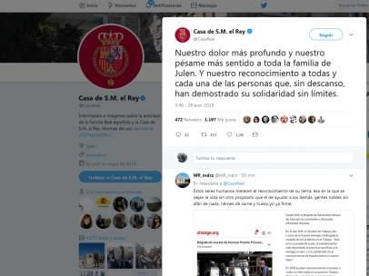 La Casa Del Rey Pedro Sánchez Y Pablo Casado Entre Los Primeros En