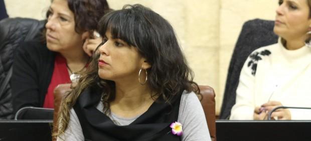 Teresa Rodríguez, en una imagen de archivo