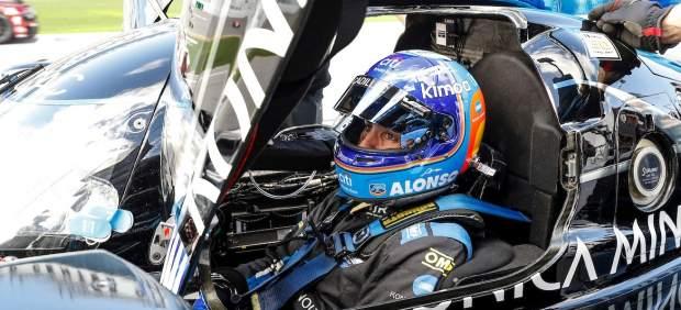 El jefe de Fernando Alonso en Daytona: