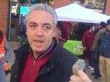 Antonio Amador, vicepresidente de Vox Barcelona