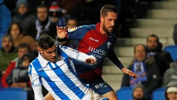 Real Sociedad vs. Huesca.