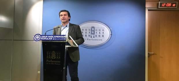 El líder del PP en Baleares, Biel Company