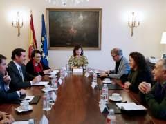 Mesa del Diálogo Social por la igualdad