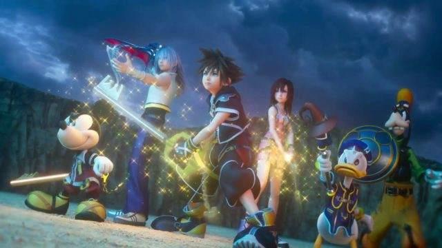 'Kingdom Hearts II'