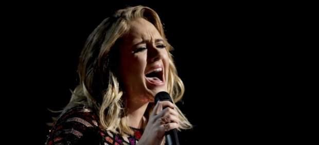 Adele en los 'Grammy'