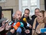 José Araújo, portavoz del PP en Ourense que dimitió