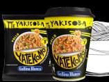 Un envase de Tatekomo