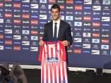 Álvaro Morata, nuevo delantero del Atlético de Madrid