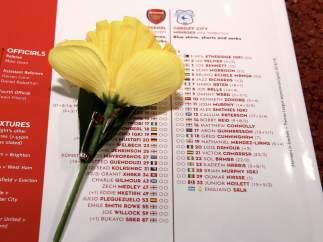 El Arsenal incluye a Sala entre los jugadores del Cardiff.
