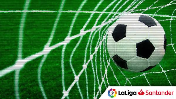 Así fue el gol de Etxeita (1-1) en el Espanyol vs Huesca - Jornada 25 Liga Santander 18-19