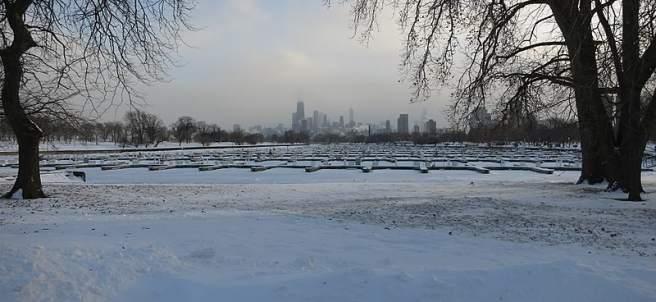 Chicago Vórtice Polar