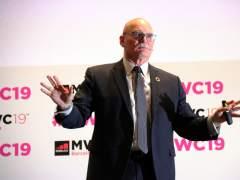 John Hoffman, consejero delegado de GSMA, organizadores del Congreso de Móviles de Barcelona.