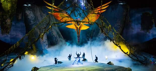 Toruk: el primer vuelo, del Cirque du Soleil