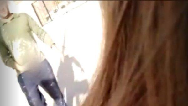 Una joven de dieciocho años graba a su acosador en la calle y difunde el vídeo en redes sociales
