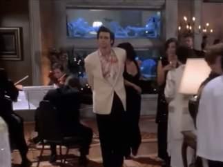 Ace Ventura improvisó mucho