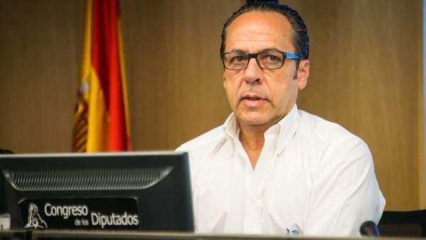 Álvaro Pérez 'El Bigotes' en imagen de archivo