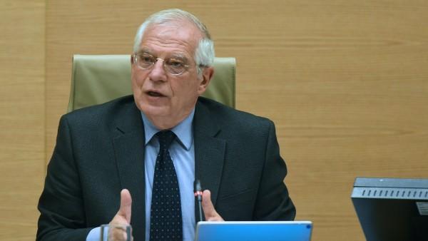 Borrell en la mixta de asuntos de la UE