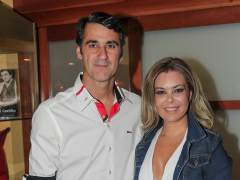 Jesulín y su esposa Campanario.