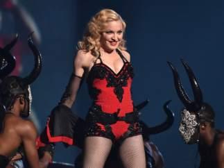 Madonna en los 'Premios Grammy'