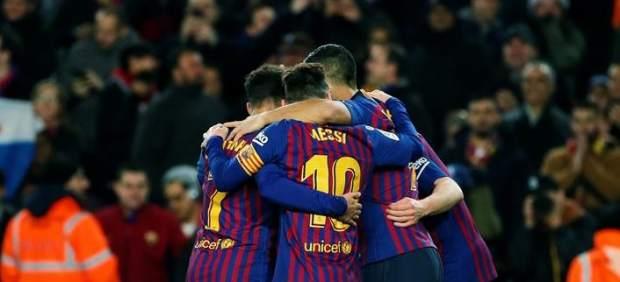 Las dos opciones del Barça para ser campeón de Liga el sábado