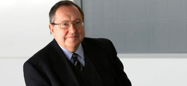El expresidente de Freixenet y presidente de la Cámara de Comercio de España, José Luis Bonet.