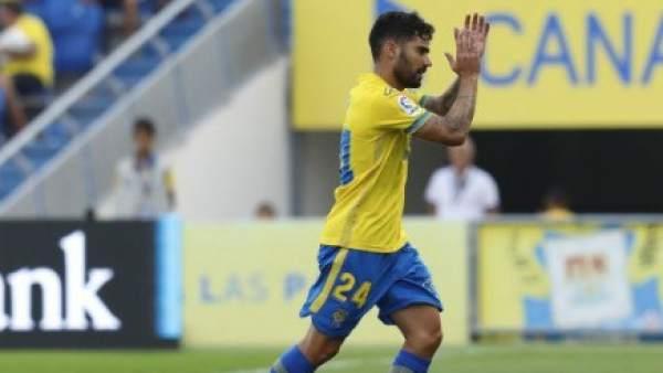 Tana, jugador de Las Palmas.