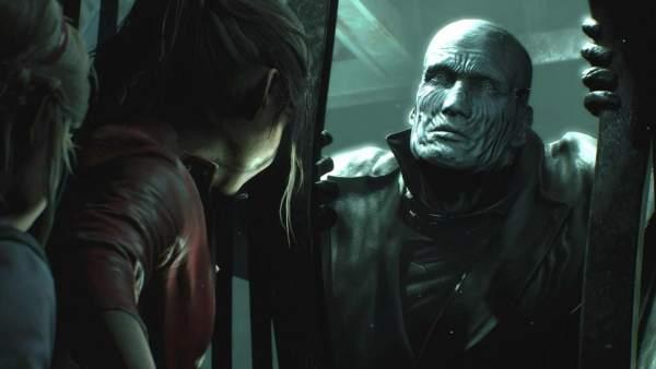 Mr. X de 'Resident Evil 2 Remake'