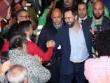 Acto público de Vox en Toledo con Abascal