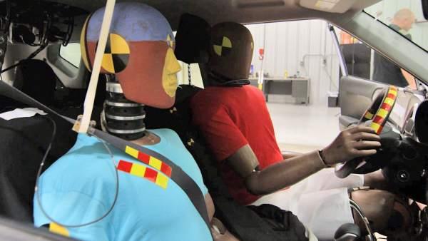 Hyundai presenta el primer airbag de colisión múltiple