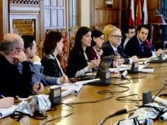 La alcaldesa de Santander, Gema Igual, en la sectorial de Turismo