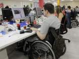 Curso para personas con discapacidad Fundación ONCE y Citi