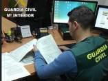 Operación Guardia Civil ciberataque