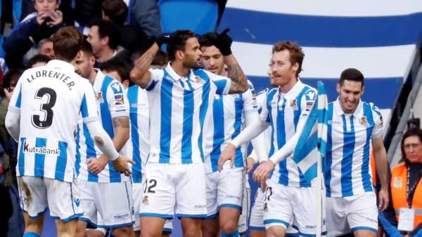 Empate a un gol entre Real Sociedad y Levante aafa4f4a2
