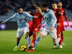 Celta vs. Sevilla.