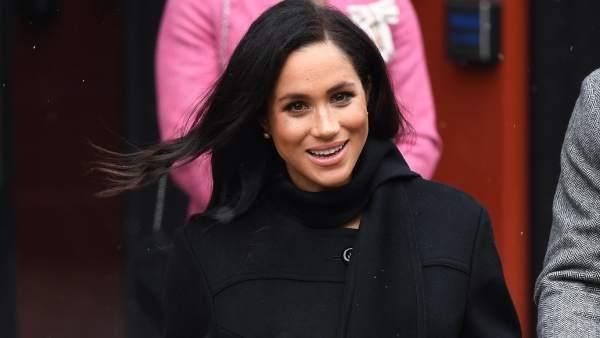 483e98791 Meghan Markle viaja a Nueva York para celebrar con sus amigas el  baby  shower