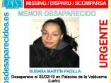 Desaparecida en León