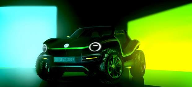 Volkswagen presentará la primera versión eléctrica de un buggy en el Salón de Ginebra