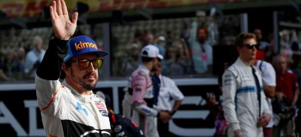 Fernando Alonso, el invitado sorpresa de McLaren en los test de pretemporada
