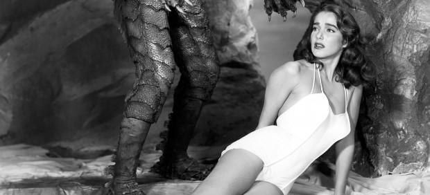 Julie Adams, La mujer y el monstruo